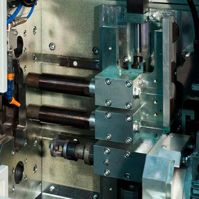 Rastrematubi - End forming machine