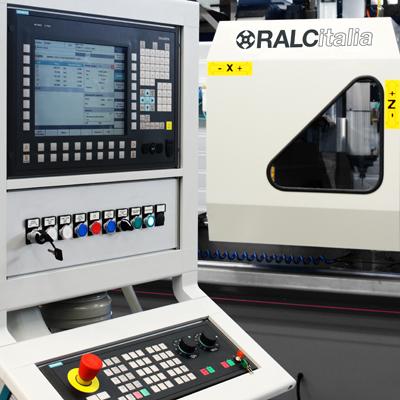 Ralc Italia - Centro di lavoro RMC M - CN