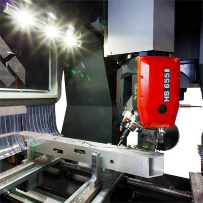 RMC SL - Testa HSD con fresa - Morsaggio standard