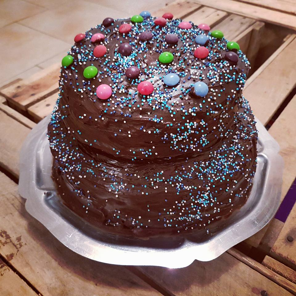 Birthday Cake au chocolat
