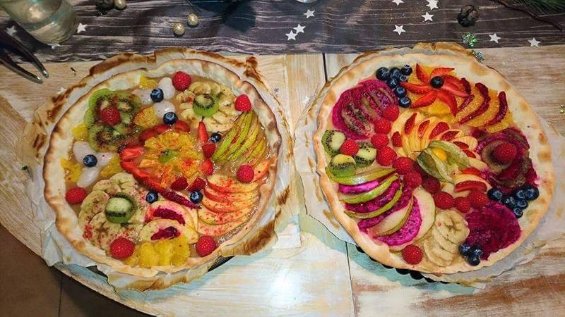 Tartes aux fruits sans gluten