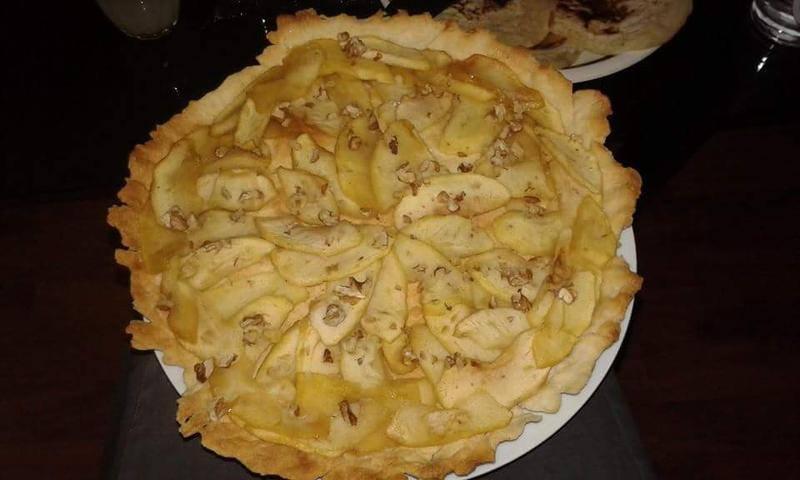Tartes aux pommes sans gluten