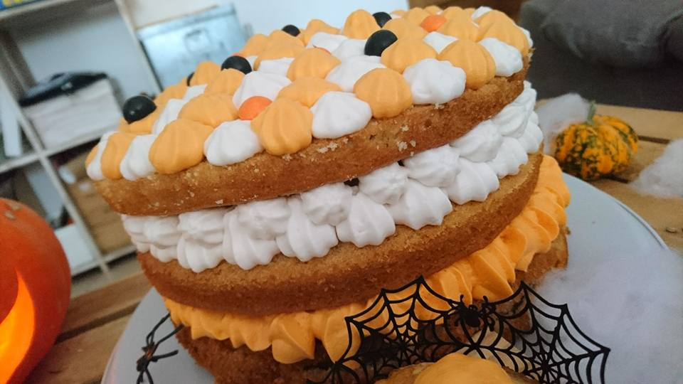 Layer Cake d'Halloween