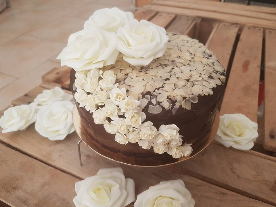 Layer Cake coco chocolat