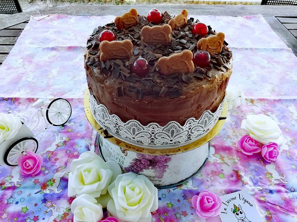 Layer Cake choco speculoos