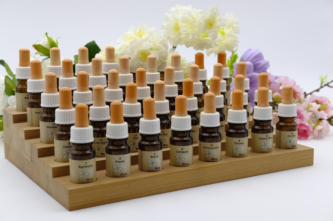 fleurs de bach, émotion, stress, bien être, elixir floral