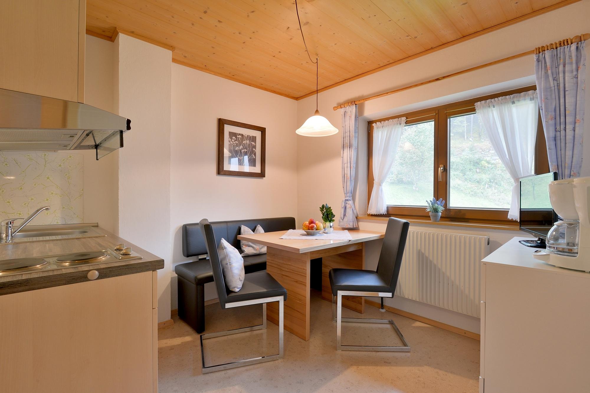 Apartment 2 Klammsteinhof - Zillertal