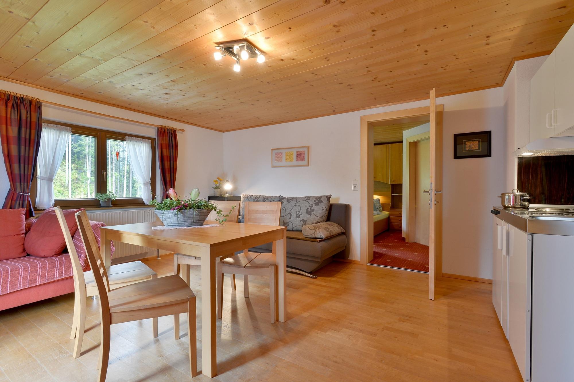 Apartment 1 Klammsteinhof - Zillertal