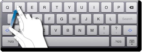 キーボード アルファベット 大文字