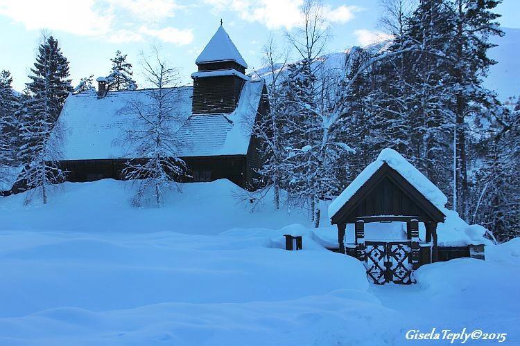 Kirche in Skare