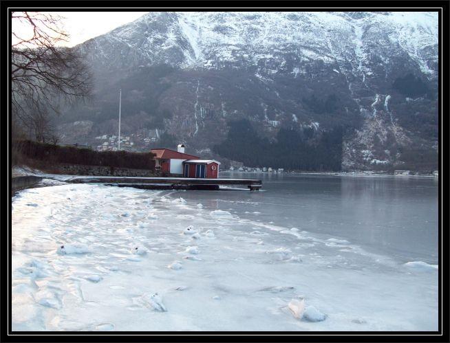 am Freibad...am Fjord..