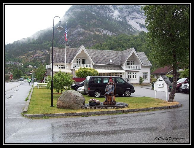 Und man findet noch mehr in Eidfjord...