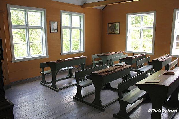 altes Klassenzimmer...