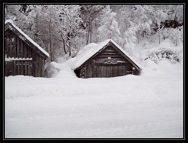 Winterruhe..
