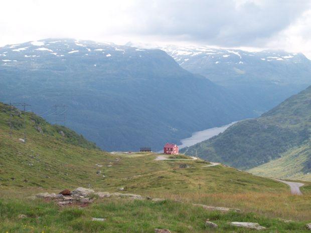 auf der Seite von Rødal