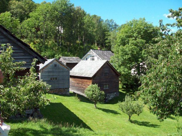 Häuser aus den alten Zeiten..