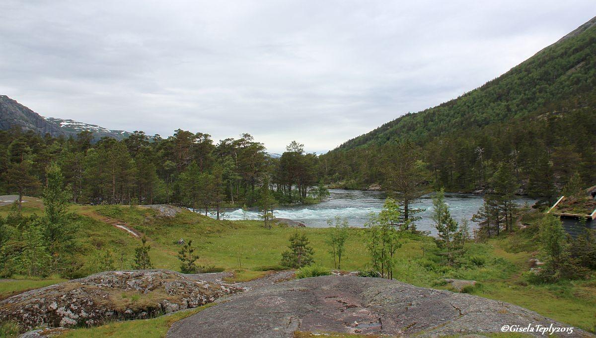 Im Tal des 3. Wasserfall...
