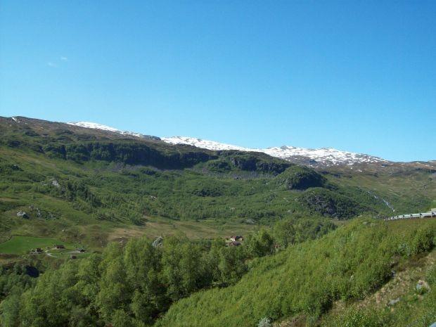 Blick Richtung Valldalen
