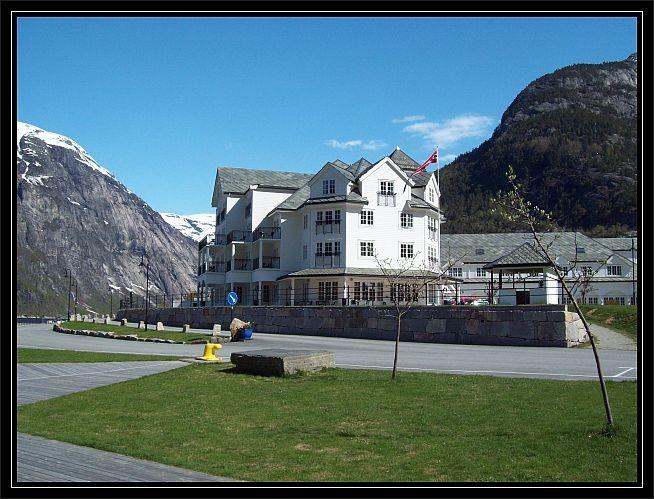 Hotel Vøringfoss