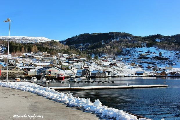 Herand am Hardangerfjord...