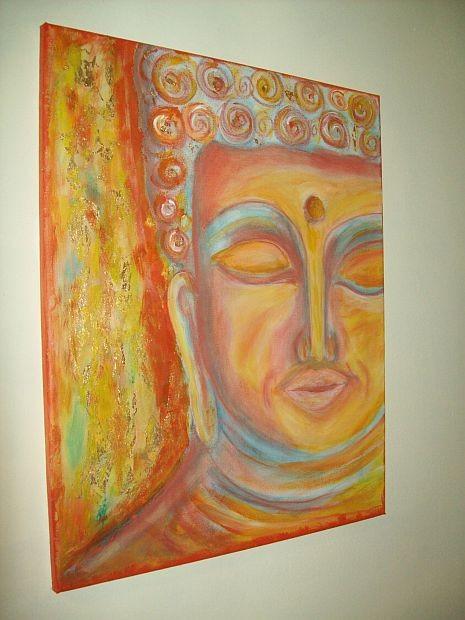 Buddhakopf...