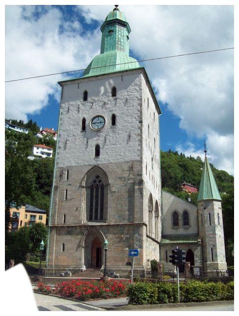 St. Olav, Bergens Domkirche