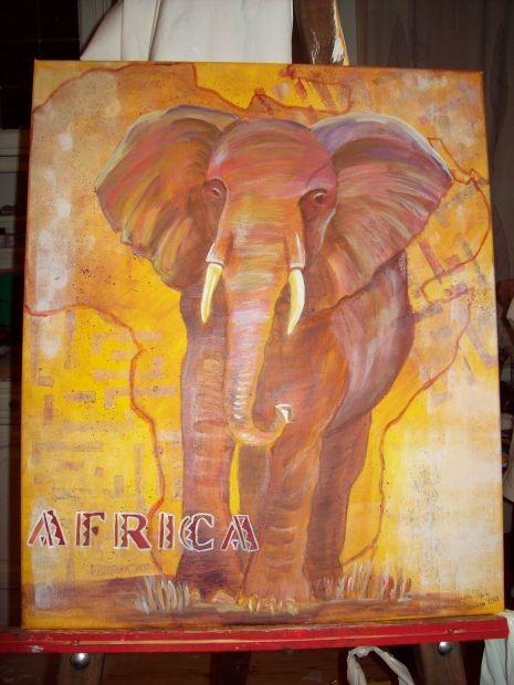"""""""Afrika""""...."""