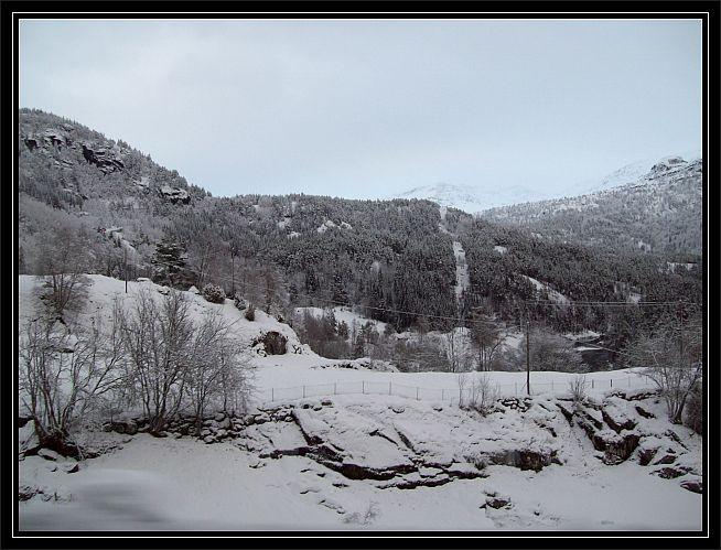 Am 24. Dezember 2011 auf in Låte...