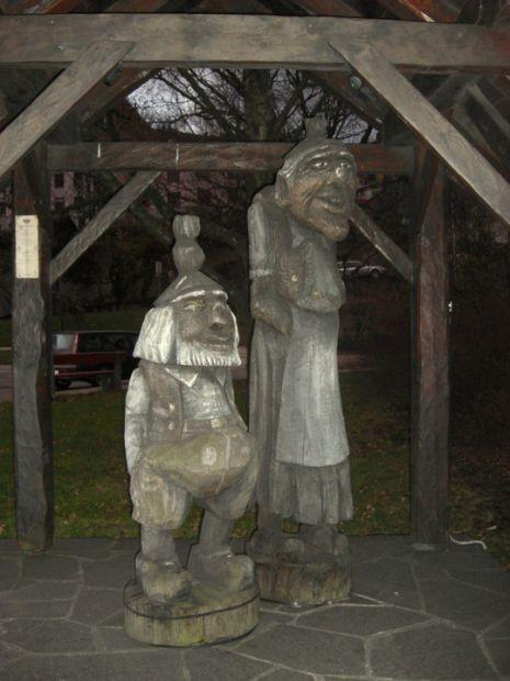 Tysso und Tyssen nach einem Gemälde von Nils Bergslien von Lars Stana und Kjell Musland