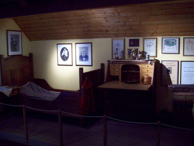 Im Folkemuseum Utne
