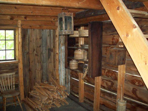 Häuslerkate etwa 180 Jahre alt