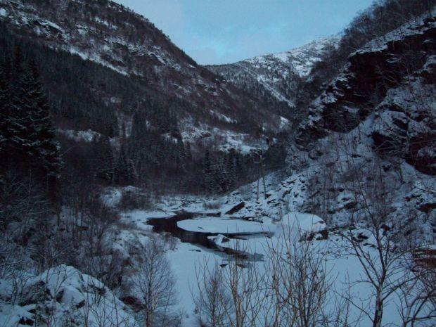 im Skjeggedal...