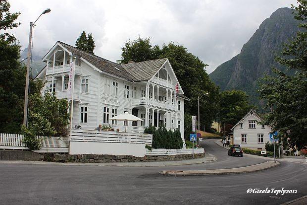 Rosendal Turistihotell