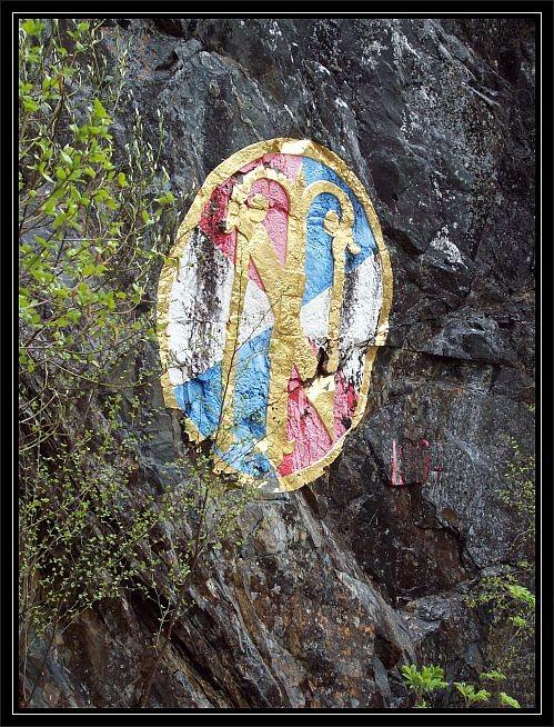 """Wappen des """" norsk Turistforening.."""