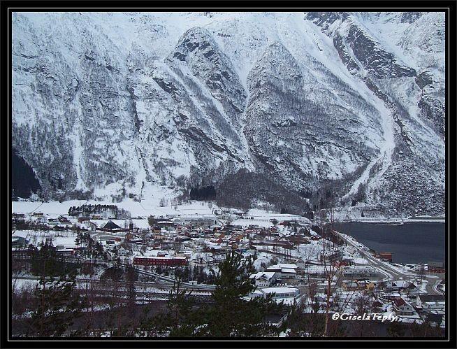 ....auf Eidfjord...