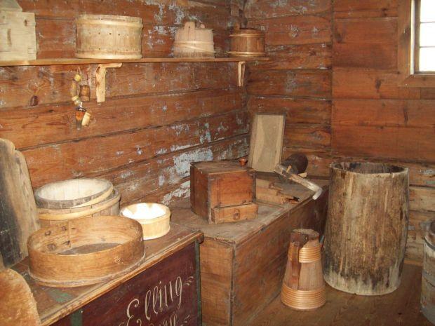 Vorratshaus für Lebensmittel ca. 150 Jahre alt