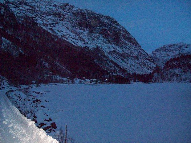 in Skjeggedal...