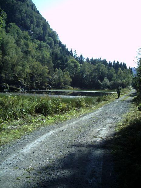 See in Tjørnadalen...