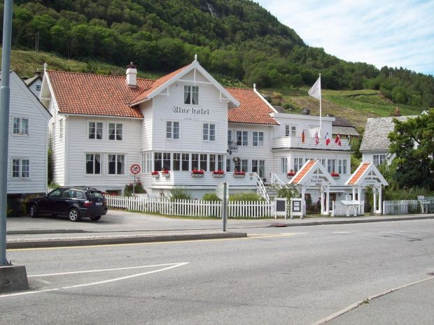 -Hotel Utne- das älteste Hotel Norwegens