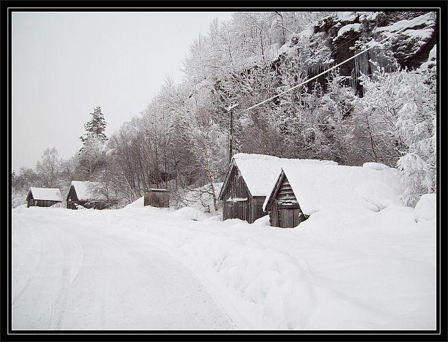 Winterliche Stille..