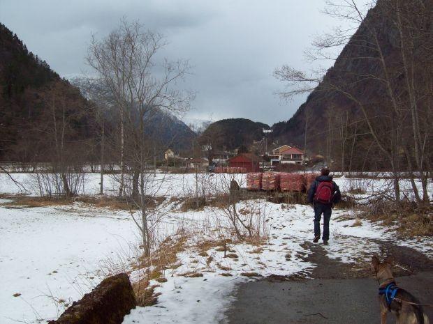 Campingplatz in Hildal