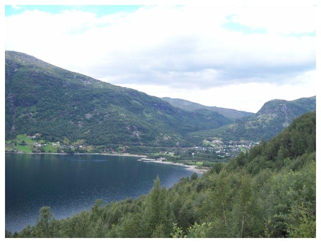 Ein anderer Blick auf Røldal