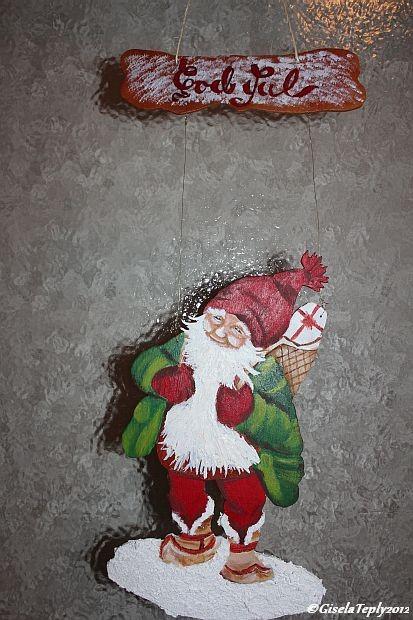 Julenisse...handbemalt