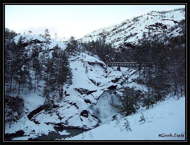 im Winter ein Ort der Ruhe..
