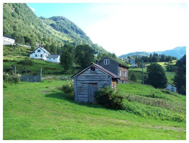 alten Bauernhof