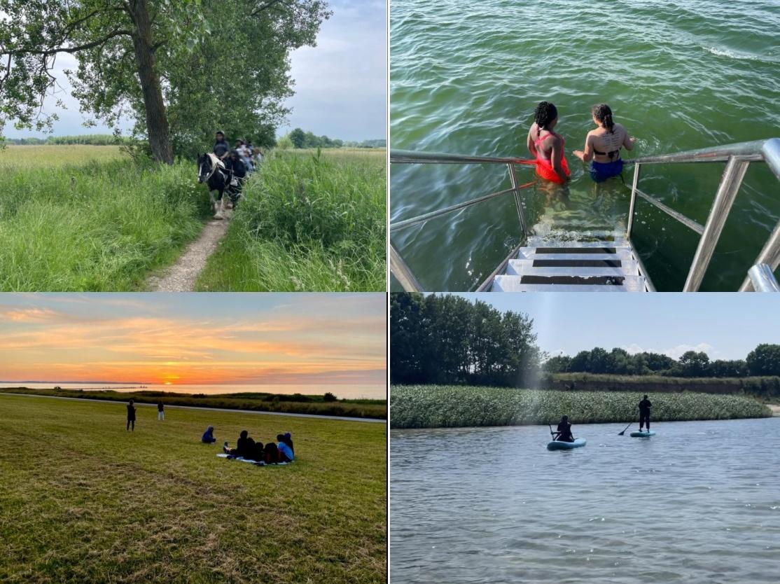 Sommerreise Mädchentreff Harburg