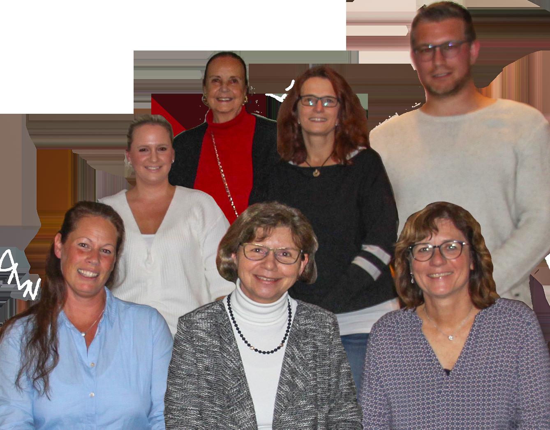 Der Kinderschutzbund Murrhardt-Vorstand 2019-2021
