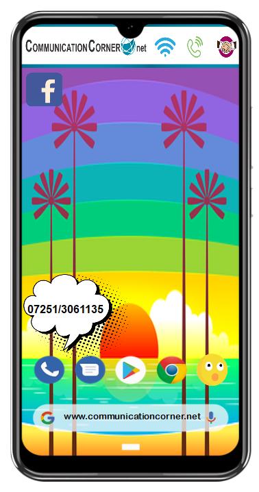 CommunicationCorner direkt per Smartphone anrufen
