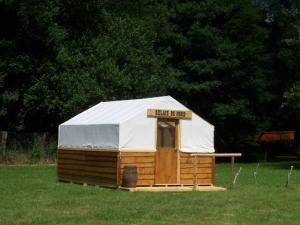 Tente Relais du Nord -Les Chemins de Traverse - Régis Rodriguez