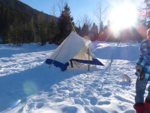 Range Tent -Les Chemins de Traverse - Régis Rodriguez